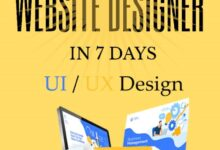 become a website designer in 7 days book