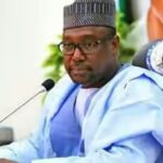 Governor of Niger State, Abubakar Bello