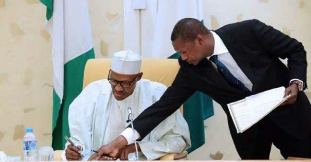 Malami and Buhari