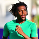 Super Eagles midfielder, Alex Iwobi